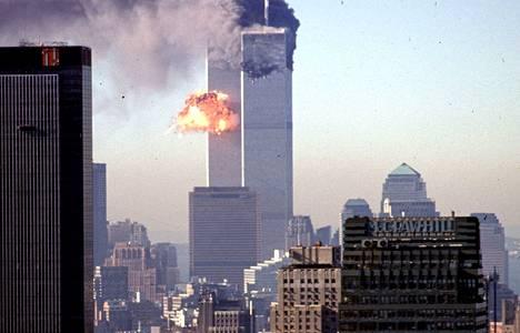 Syyskuun 11. päivän terrori-iskujen 20-vuotispäivää muistettiin eri puolilla maailmaa lauantaina.