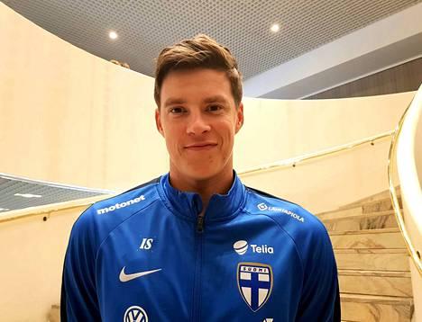 Sauli Väisänen on kuulunut maajoukkueen kalustoon runsaan kolmen vuoden ajan.