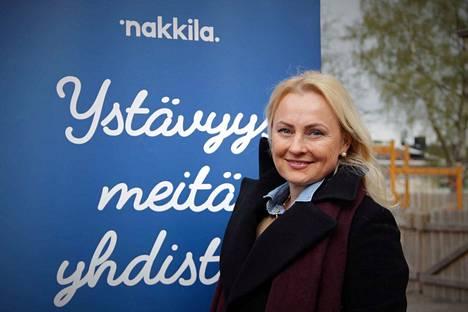Nina-Mari Turpela aloittaa pestinsä Nakkilan kunnanjohtajana 1. elokuuta.
