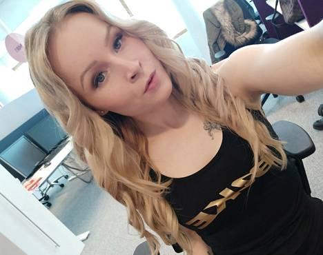 Katariina Kunnari, 24 vuotta, 160 cm, Tampere.