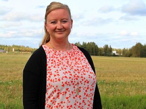 Luottamustoimet lohkaisevat ison osan Mervi Naskin vapaa-ajasta. Hän on muun muassa Nakkilan kunnanvaltuuston kokoomuslainen jäsen.