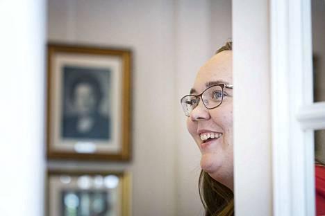Punkalaitumelaiset naiset ovat olleet ensimmäisiä ennenkin. Kansanedustaja, kunnallisneuvos Saimi Ääri (kesk.) oli ensimmäinen nainen kunnanhallituksen puheenjohtajana tullessaan valituksi tehtävään vuonna 1969.