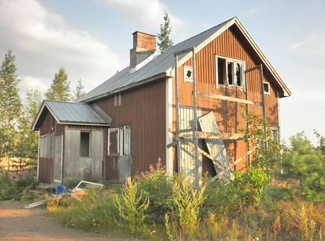 Ympäristökatselmuksessa puututaan muun muassa rakennusten kuntoon. Tämä talo ei ole Sastamalasta, mutta vastaavia kohteita löytyy täältäkin.