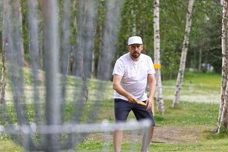 Tamperelaislähtöisellä Meresmaalla on monta rautaa tulessa. Nokialla järjestettävä kansainvälisesti arvostettu European Open 2019 -frisbeegolftapahtuma vie tällä hetkellä suurimman osaan miehen ajasta.