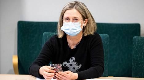 –Uskon, että tämä ryvästymä saadaan pysähtymään tähän, kertoo Tampereen yliopistollisen sairaalan infektioyksikön ylilääkäri Jaana Syrjänen.