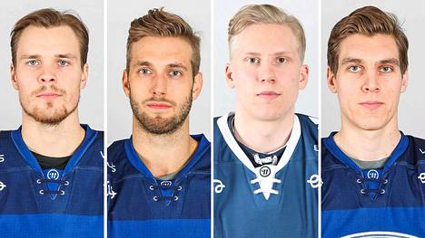 Mikko Lehtonen, Petteri Lindbohm, Niko Mikkola, Atte Ohtamaa