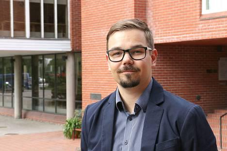 Samu Mattila katsoo kohtuullisen hyvin tietävänsä, mitä yritykset tarvitsevat.