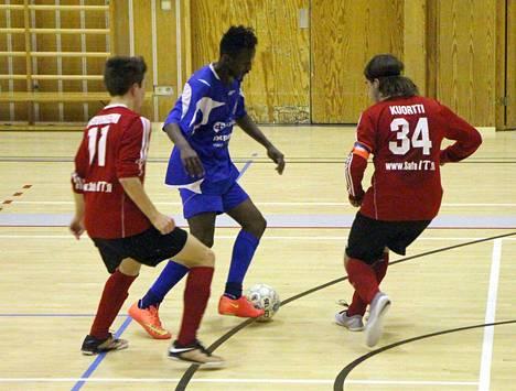 Mäntän Valon yhteisjoukkue nappasi nelossijan futsalin U21-liigassa.
