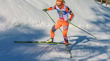 Josefiina Böökin kausi jatkuu vielä ensi viikonloppuna nuorten SM-hiihdoilla Vuokatissa.