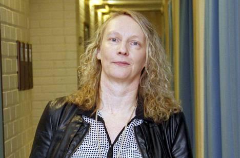 Ulla Norrbo aloitti työnsä Honkajoella viikko sitten. Valituksen vuoksi kunnanjohtajan virka on tällä hetkellä määräaikainen.