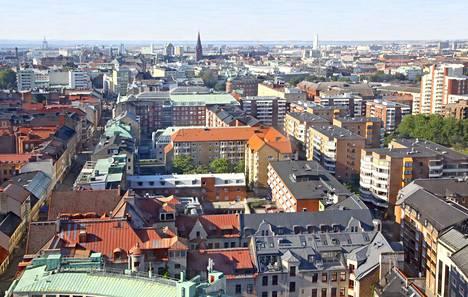 Malmössä oli lauantai-iltana ammuskelu ja räjähdys.