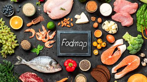 Erityisesti herkkävatsaiset etsivät usein apua fodmap-ruokavaliosta.