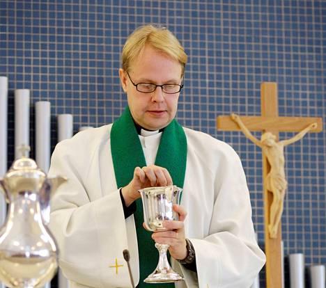 Mika Kyytinen on aiemmin toiminut myös Kankaanpään seurakunnan kappalaisena.