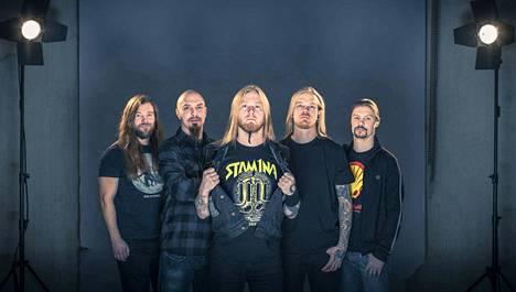 Vuoden metallisin Valmu-klubi on luvassa joulukuussa, jolloin Waltikan lavalle nousee Stam1na.