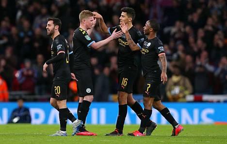 Kahden kauden panna olisi Manchester Citylle valtava kolaus.