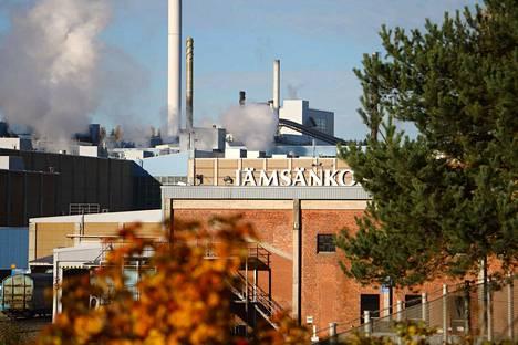 Lakko on hiljentänyt UPM:n Jokilaakson tehtaat niin Jämsänkoskella kuin Kaipolassakin.