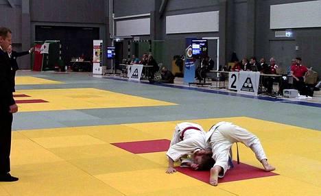 Nokian Judon kilpailijat onnistuivat taistelemaan Eden-Shiaissa viidesti hopealle ja kerran pronssille.