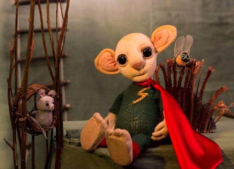 Nukketeatteriesitys Piki - Salamasankari saapuu Valkeakoskelle lauantaina. Kyseessä on nukketeatteri PikkuKulkurin kiertävä esitys.
