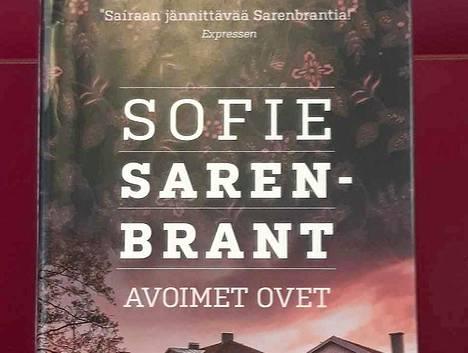 Sofie Sarenbrant tarjoilee pohjoismaista jännitystä.