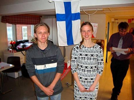 Viime kesän kestomenestyjät Samuli Peltola ja Sari Anttonen ovat aloittaneet kilpailukauden menestyksekkäästi.