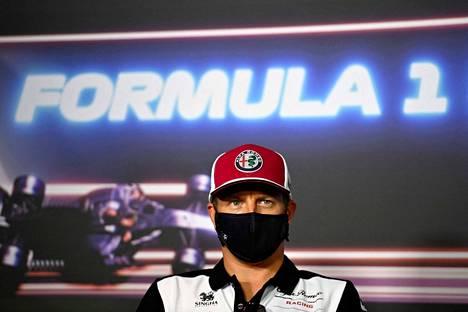 Kimi Räikkönen oli sivussa kahdesta kilpailusta.