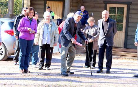 Karvian kunnassa on jo pitkään panostettu ikäihmisten aktivointiin omaehtoisessa liikunnassa.