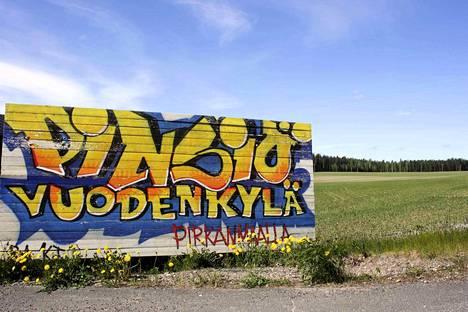 Pinsiö valittiin vuonna 2014 Pirkanmaan Vuoden kyläksi. Ansionimi toi kylään uudenlaista virtaa ja sai ihmiset kiinnostumaan sen tapahtumista aiempaa enemmän.