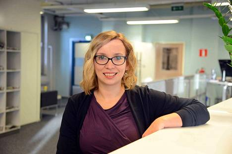 Heli Keskinen aloittaa maaliskuussa toimittajana ja  toimituksen esimiehenä Valkeakosken Sanomissa.