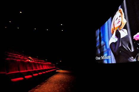 Koronapandemia vaikutti Euroopan elokuvateattereihin rajusti. Niiden myynti laski viime vuonna 75 prosenttia.