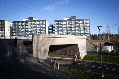 Tesoman lähijunaseisake tulee kaupungin kesällä rakentaman Vanamon alikäytävän kohdalle. Junalaituri tulee radan pohjoisreunalle.