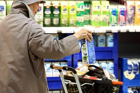 Onko meno tänä perjantaina ruokakaupassa vilkkaampaa kuin muulloin?