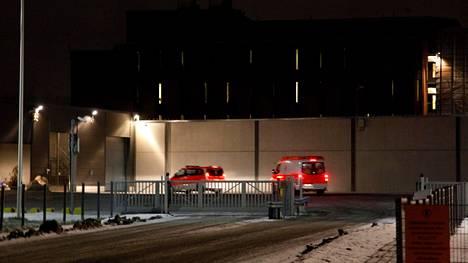 Porin törkeästä lapsenraiskauksesta epäillyt vangittiin heinäkuussa. Kuvassa Turun vankila.