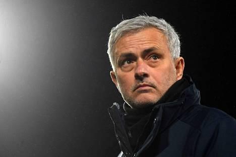 Jose Mourinho ottaa seuraavaksi AS Roman komentoonsa.