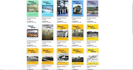 Kotiseutuyhdistys Raisio-Seura on julkaissut Rahaisesta Raisiosta -lehteä vuodesta 1979 lähtien.