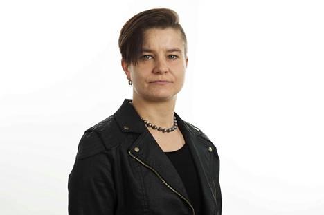 Kolumnisti Raisa Ranta