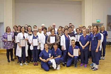 Nyt järjestetään viidettä kertaa äänestys Kanta-Hämeen keskussairaalan Hämeenlinnan ja Riihimäen yksikön asiakkaill