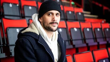 Andreas Bernard on ollut aiempina vuosina tuttu näky MM-jäillä.