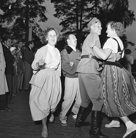 Tanssikielto
