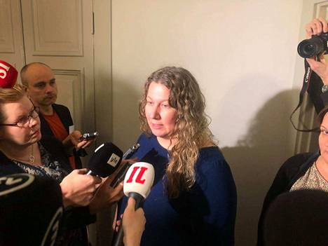 PAU:n puheenjohtaja Heidi Nieminen kertoi jo ennen päätöstä, että mahdollisuuksia sopuun on.