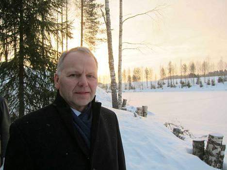 Maa- ja metsätalousministeri Jari Leppä painottaa, että Savonlinnan seutu kuuluu Etelä-Savoon.
