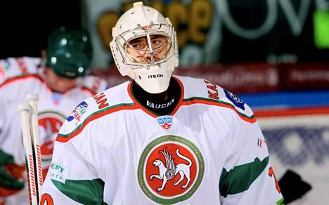 Stanislav Galimov pelaa ensi kaudella ensimmäistä kertaa KHL:n ulkopuolella.