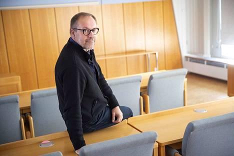 Pääasiallinen vastuu Euran kehitysjohtajan tehtävien hoidosta lankeaa toistaiseksi kunnanjohtaja Juha Majalahdelle.