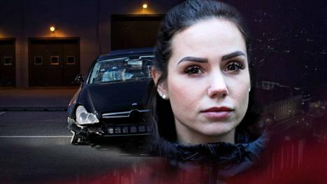 Kun Amanda saa takaisin auton, jolla poliisin ampuma puoliso oli liikkeellä, hän ihmettelee luodinreikien paikkaa tuulilasissa.