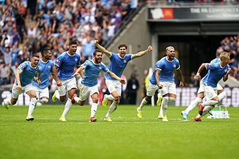 Saako Manchester City tuulettaa heti nollapeliä?