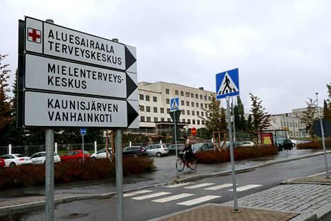 Sosiaali- ja terveysvaliokunta esittää Rauman kaupungin ennestään pitkään rakennusinvestointilistaan sairaalan ja pääterveysaseman modernisointia.