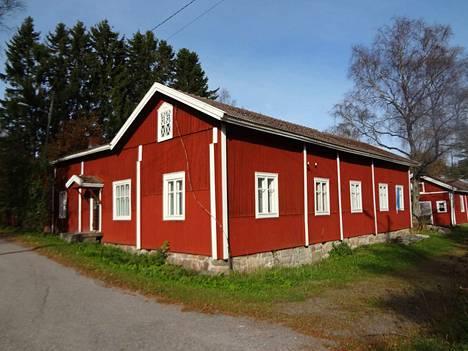Y-Pakista löytyy tietoa muun muassa Hinnerjoen keskustan taloista. Arkistokuva vuodelta 2016.