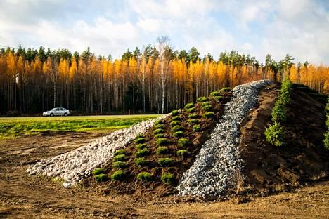 Ilveslinnan alueen tonttihintoja ehdotetaan alennettavaksi.