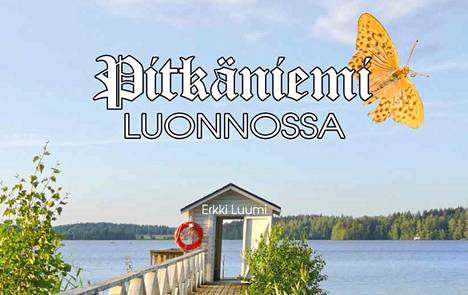 Lehden tekijä Erkki Luumi on ansioitunut valokuvaaja.
