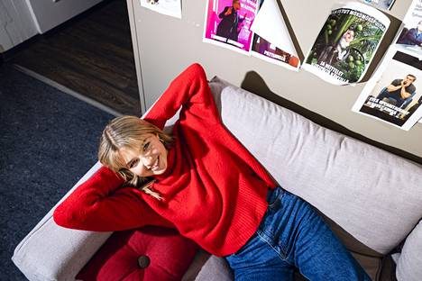 Joalin Loukamaa mietti pitkään eri opiskelumahdollisuuksia. Kun hän kuuli Tampereen ammattikorkeakoulun uudesta Influencer Academy -koulutuksesta, se tuntui kuin hänelle luodulta.