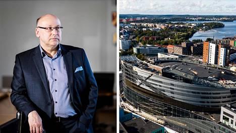 Uros-yhtiön ympärillä vellova kohu on Tampereen konsernijohtaja Juha Yli-Rajalan mukaan harmittava.